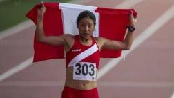 Inés Melchor alcanzó el segundo lugar en Maratón de Daegu