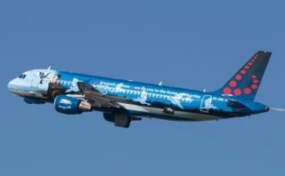 Aeropuerto de Bruselas: Despegó el primer avión desde el 22-M