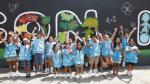 Miraflores: los pequeños piden la palabra en favor del distrito - Noticias de jorge huaman cueva