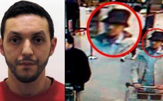 """Confirmado: Mohamed Abrini es el """"terrorista del sombrero"""""""