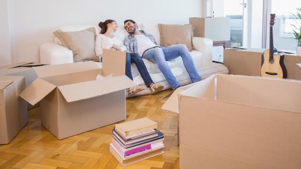 Tips para que mudarse en pareja no sea un dolor de cabeza