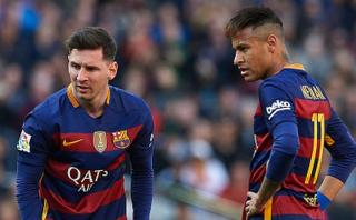 Barcelona: Messi y Neymar hacen historia con blaugranas