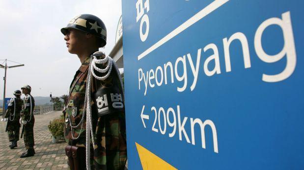 Coronel de Corea del Norte desertó hacia Corea del Sur