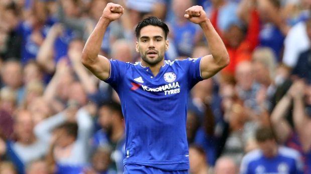 Radamel Falcao expresó su felicidad por jugar luego de 5 meses