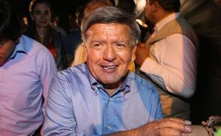 César Acuña asegura que postulará a la presidencia en el 2021