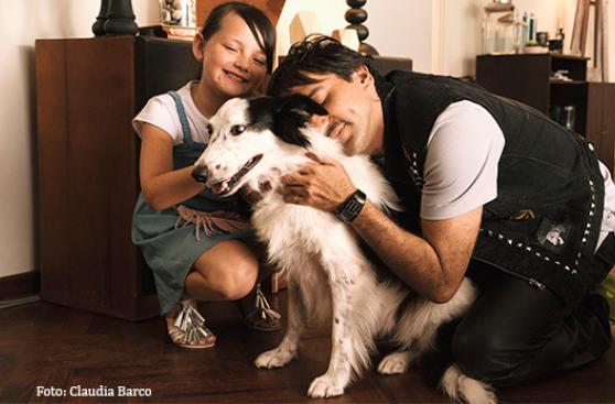 Vanessa Saba, apasionada socorrista de animales desamparados
