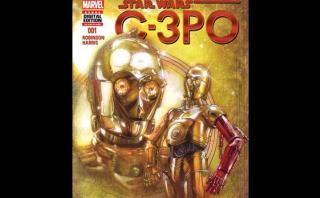 """""""Star Wars"""" revela cómo C3PO consiguió su brazo rojo"""