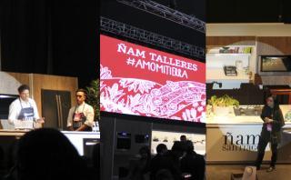Ñam Santiago: empieza año de ferias gastronómicas en Sudamérica