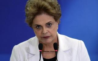 Brasil inicia dramático debate sobre destitución de Dilma