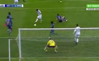 James Rodríguez volvió a ser titular y regaló golazo [VIDEO]