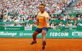 Rafael Nadal se reivindica: ganó título de Montecarlo