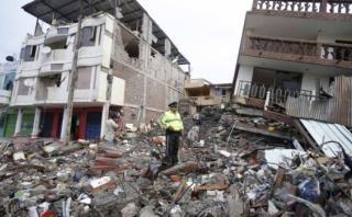 Terremoto en Ecuador: municipio de SJM recolecta ayuda