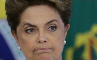 Diputados brasileños deciden hoy el destino de Dilma Rousseff