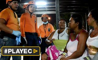 Terremoto en Ecuador también causó pánico en Colombia [VIDEO]