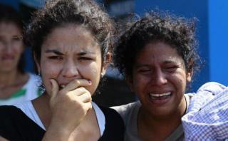 """""""Necesito encontrar a mi bebé"""": Lo que dejó el sismo en Ecuador"""