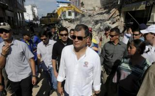 """Ecuador: """"Reconstrucción costará miles de millones de dólares"""""""