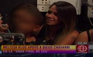 "Melissa Klug no descarta ir a ""El valor de la verdad"" [VIDEO]"