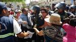 Enfrentamiento opaca celebración por el aniversario de Chiclayo - Noticias de ceremonia chiclayo