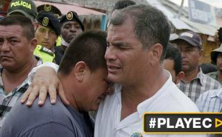 Terremoto en Ecuador: Correa advierte que muertos aumentarán