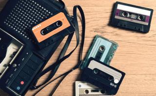 5 manualidades geniales que puedes hacer con cassettes viejos