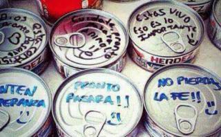 Ecuador: Ayuda llega acompañada de mensajes solidarios