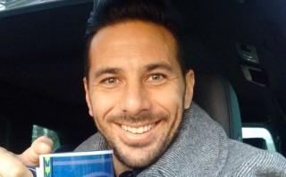 Claudio Pizarro comparte desayuno que toma para estar en forma