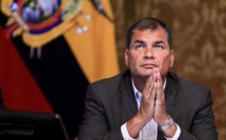 Rafael Correa aumentó impuestos para reconstruir Ecuador