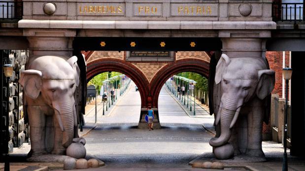 La esencia cervecera de la famosa Puerta de los Elefantes