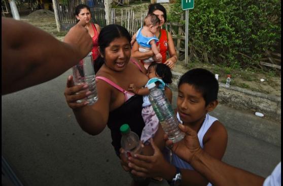 Terremoto en Ecuador: Miles claman por ayuda [FOTOS]