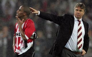 ¿Por qué el holandés Guus Hiddink puso a Farfán como ejemplo?