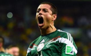 """´Chicharito´ Hernández: """"Jugaré la Copa América Centenario"""""""