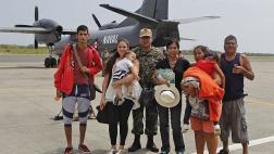 Terremoto en Ecuador: seis peruanos afectados volvieron al país