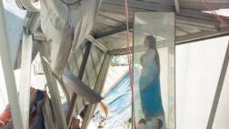 Ecuador: La imagen de la Virgen María que resistió al terremoto