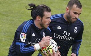 Zinedine Zidane elogió así la gran actuación de Gareth Bale