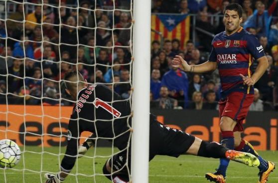 Luis Suárez y otra espléndida actuación con Barcelona [FOTOS]