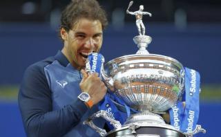 Rafael Nadal venció a Kei Nishikori y ganó el ATP de Barcelona