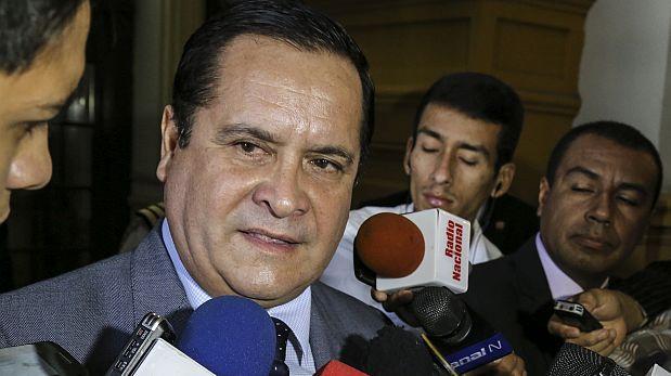 Iberico pide a bancadas definir candidato a defensor del Pueblo