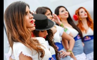 MotoGP: Las bellas Paddock Girls españolas [FOTOS]