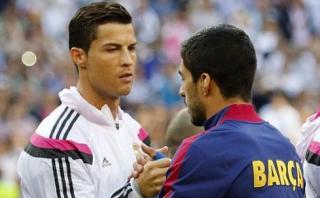 Cristiano Ronaldo solo gana a Luis Suárez en penales anotados