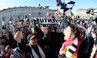Juventus: locura en Turín por el pentacampeonato [FOTOS]