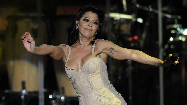 Alejandra Guzmán Se Desnuda Para La Revista Playboy Musica Luces