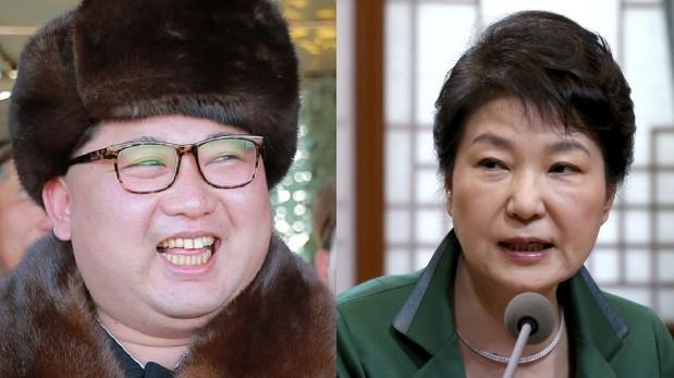 ¿Corea Norte practica ataque contra presidenta surcoreana?