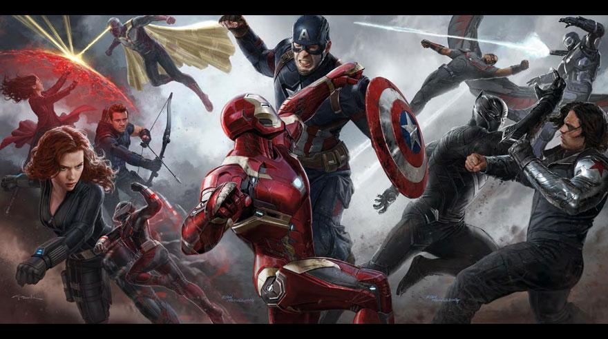 Capitán América: Civil War y las mejores peleas del cine en la ...