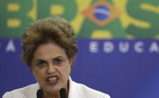 Dilma recibe un nuevo golpe: Dimitió su ministro de Salud