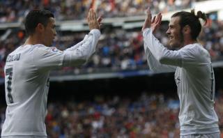 Zinedine Zidane comparó a Gareth Bale con Cristiano Ronaldo