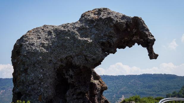 Roca del Elefante, una de las maravillas naturales de Cerdeña