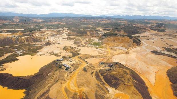 Minería ilegal en campaña: la perniciosa actividad en debate