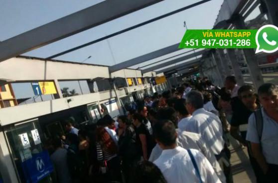 Metropolitano: nuevo servicio habría complicado acceso