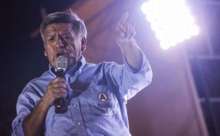 """César Acuña: """"Vamos a pedir a los militantes que apoyen a PPK"""""""