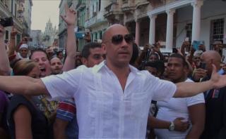 """Vin Diesel en español: """"Siempre cumplo lo que prometo"""" [Cuba]"""